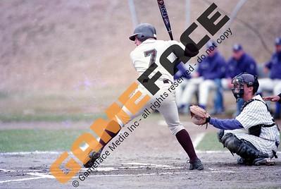 1998-1999 Men's Baseball