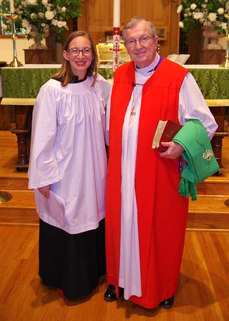 2019 Bishop's Visit to St. James