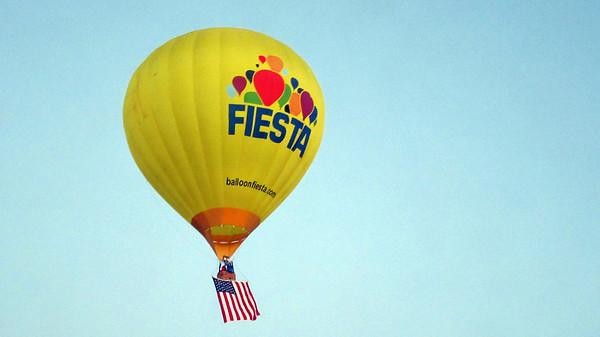 October 2017 Amtrak Southwest Chief to Albuquerque Balloon Fiesta
