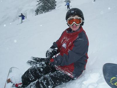 mount baker ski area new year 2009