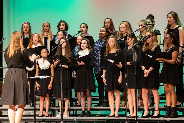 2018 Middle & High School Choir