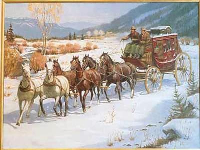 Daring Horsemen in History