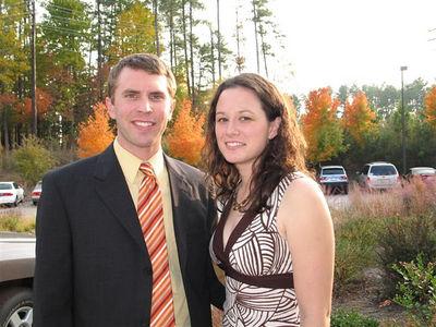 Matthew's Wedding in NC