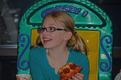 Mara's 9th Birthday