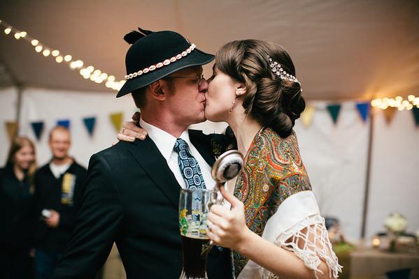 Denita and Andy's Wedding 102012