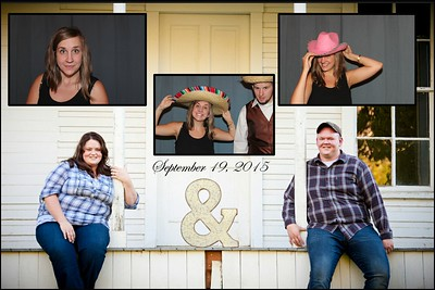 Culver Wedding Photo Booth 9.19.2015