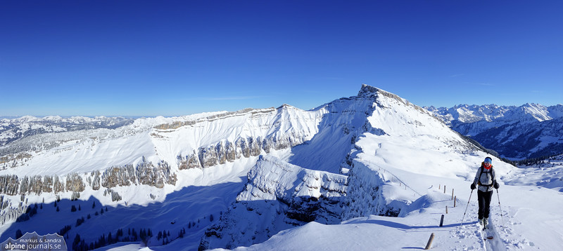 Berlingersköpfle and Hählekopf ski tours
