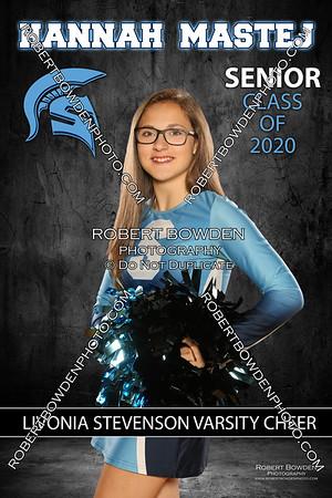 Livonia Stevenson Senior Team Photos 2019
