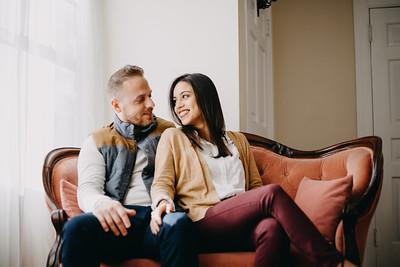 Ashley + Nolan | Engaged
