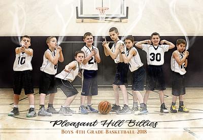 PH Billies 4th grade boys basketball