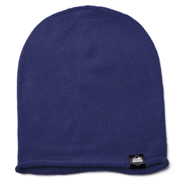 Outdoor Apparel - Organ Mountain Outfitters - Hat - Oversized Knit Beanie - Royal Blue.jpg