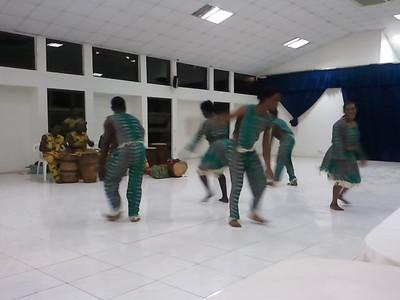 Ghana Intersession 2012