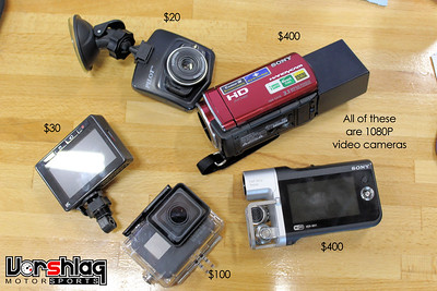 In-car Video Testing