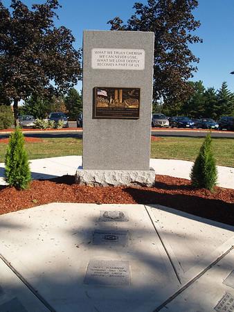 Bergen Regional Medical Center's 9/11 Memorial