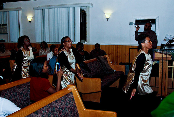 Divinity Black History Program 2012