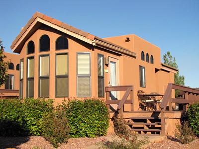"""Sedona Pines Resort"" in Sedona, Arizona (Grand Canyon)- October/November, 2011"