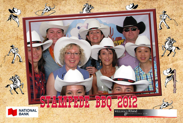 National Bank of Canada - Stampede BBQ  2012