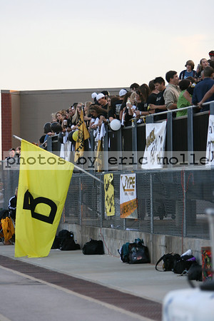 High School Football - Homecoming - Fort Smith Southside Rebels at Bentonville Tigers - 10/03/2008
