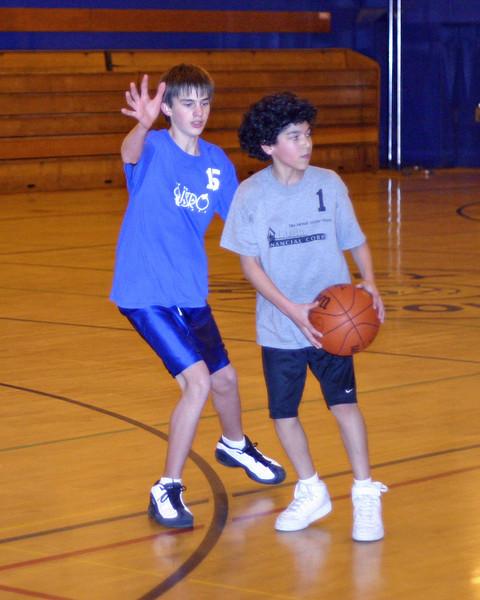 Jeff's Basketball 2005
