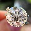 3.86ct Old European Cut Diamond GIA K VS2 10
