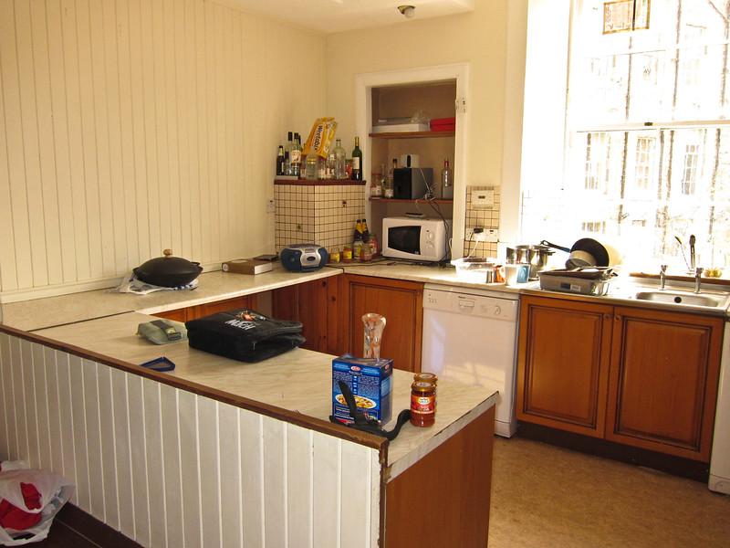 Kitchen 5 before