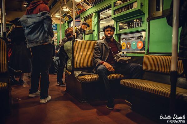 Vintage Train - December 2, 2018