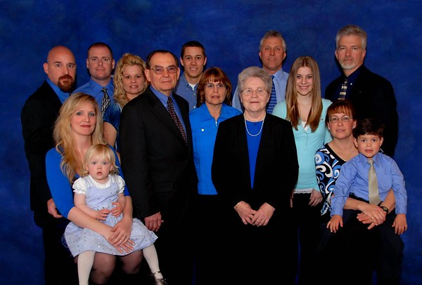 The Tiscenko Family