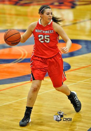 Northwest Guilford HS Vs Glenn HS ( Women's Basketball )