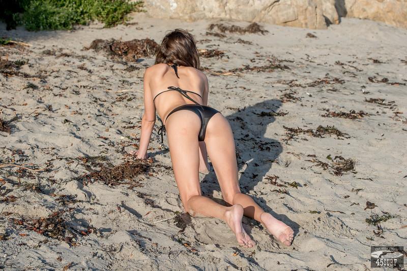 Nikon D800 E Photos of Pretty Swimsuit Bikini Model Goddess! Blue Eyes! 70-200mm F/2.8 VR2 Nikkor Lens