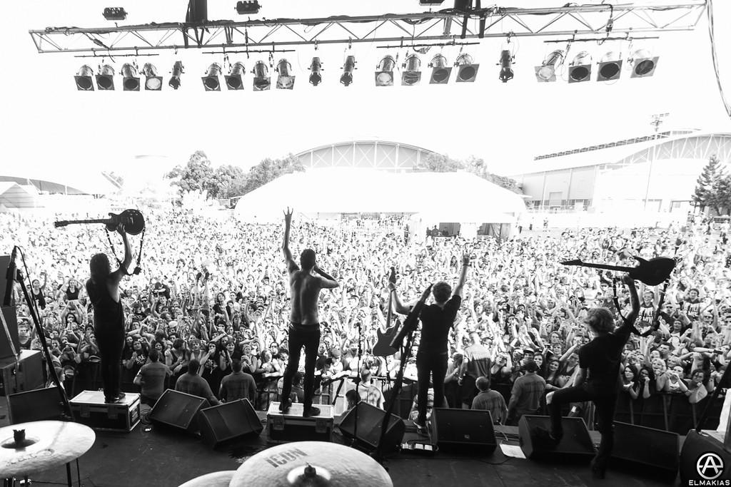 Thank You Sydney - Soundwave Festival 2013