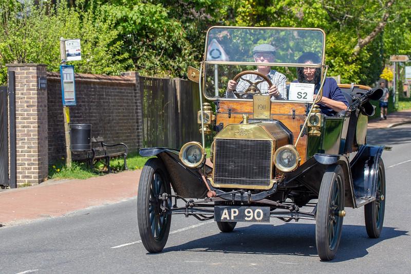 AP90 1911 Ford Model T