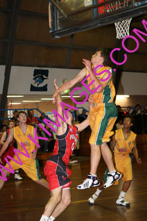 YLM Grand Final - Norths Vs Comets 5-8-07
