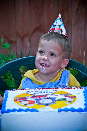 Jake's 3rd Birthday