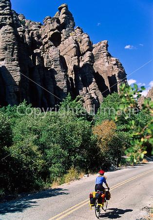 Chiricahua National Monument, Arizona - Scenics, Biking, Hiking