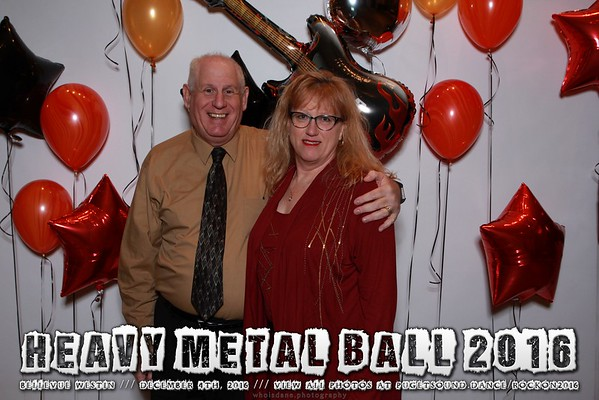 Heavy Metal Ball