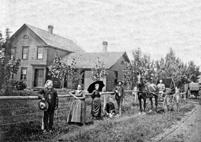 Erickson Ancestors