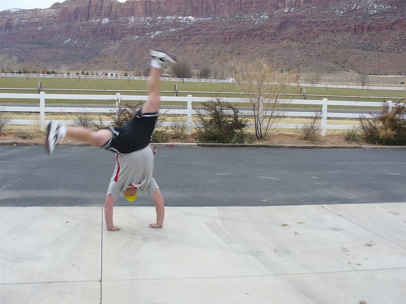 Jim Hufford - Moab, Utah
