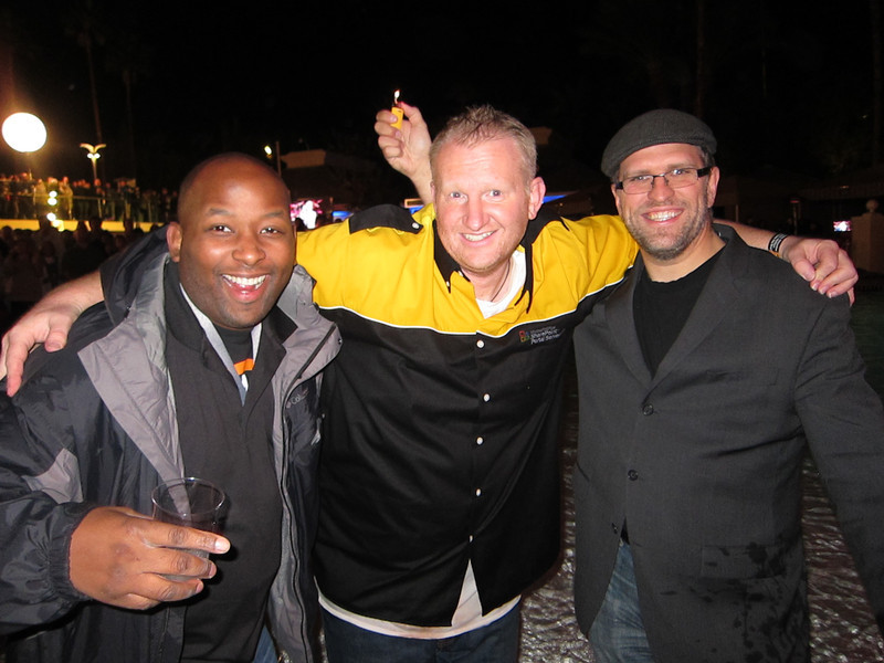 Terry, Joel, Michael