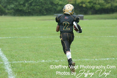 09-13-2014 Montgomery Village Sports Association Chiefs vs Forestville Falcons Mighty Mites, Photos by Jeffrey Vogt Photography
