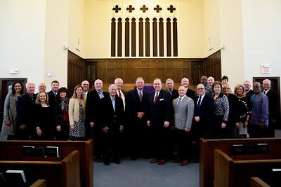 Spring 2019 Board of Trustees