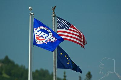 Alaska Raceway 6/15/13 Flag Drags