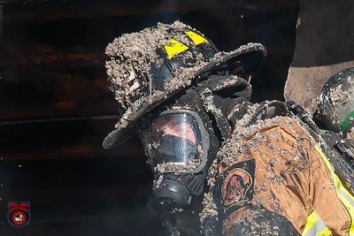 Working Dwelling Fire - Manor Rd, Shrewsbury, MA - 2/8/20
