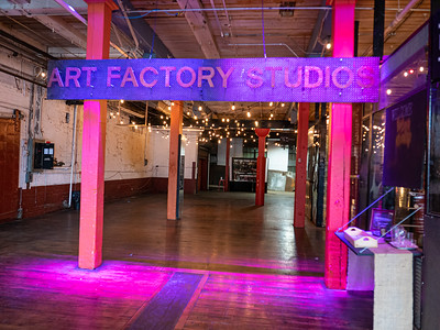 2019 More Art Factory In Paterson