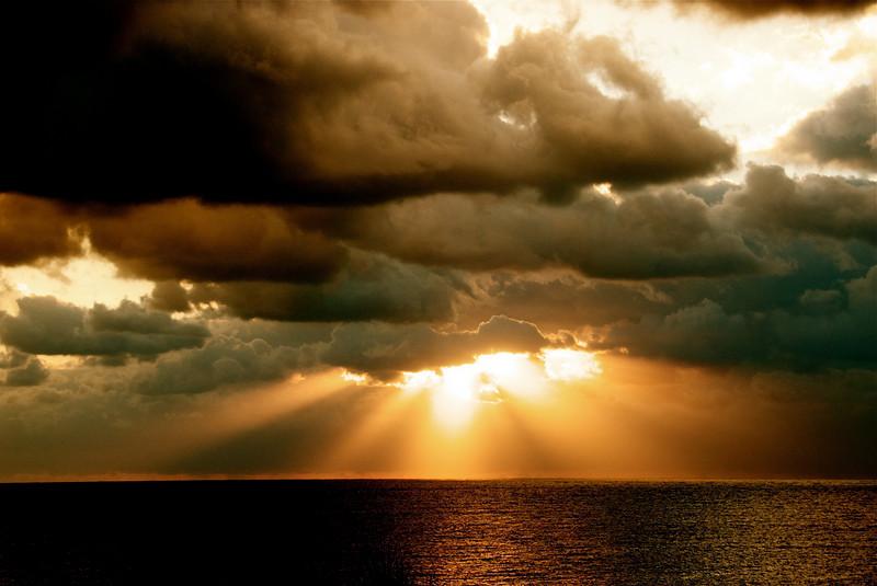 Sunrise - Cancun