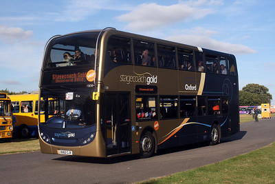23. 62 Reg Buses around the UK