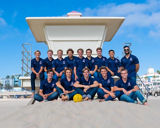 Varsity Beach Team Photos