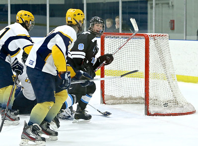 Hudsonville vs GR Christian Hockey