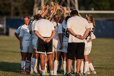 2012 PHS Girls Soccer vs CAL