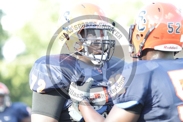 Osborne@SouthCobb (Scrimmage Game)