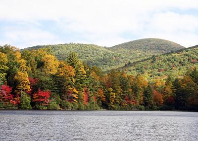 10/12/08 - Lake Winfield Scott Fall Colors